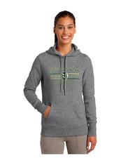 CSU Rams Grey Foco C State Ladies Hoodie